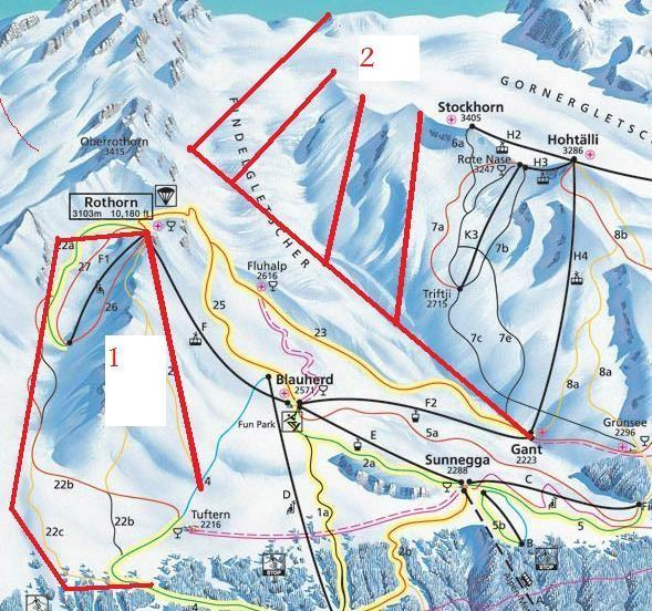 OffPiste Guide to Zermatt mountaintrackscouk