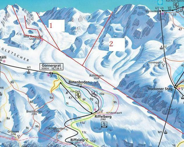 Off-Piste Guide to Zermatt - mountaintracks.co.uk on austria ski map, grenoble ski map, cervinia trail map, innsbruck ski map, switzerland on world map, valle nevado ski map, alta ski map, verbier ski map, soelden ski map, leysin ski map, new england ski map, hintertux ski map, switzerland on europe map, chamonix ski map, titlis ski map, torgon ski map, zugspitze ski map, matterhorn switzerland map, grindelwald ski map, tyrol ski map,