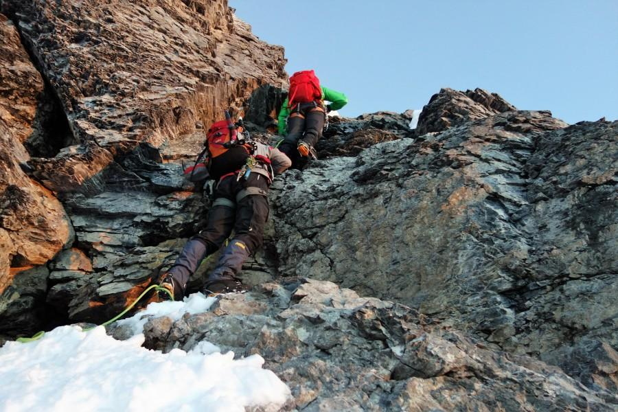 Eiger Climber - mountaintracks.co.uk
