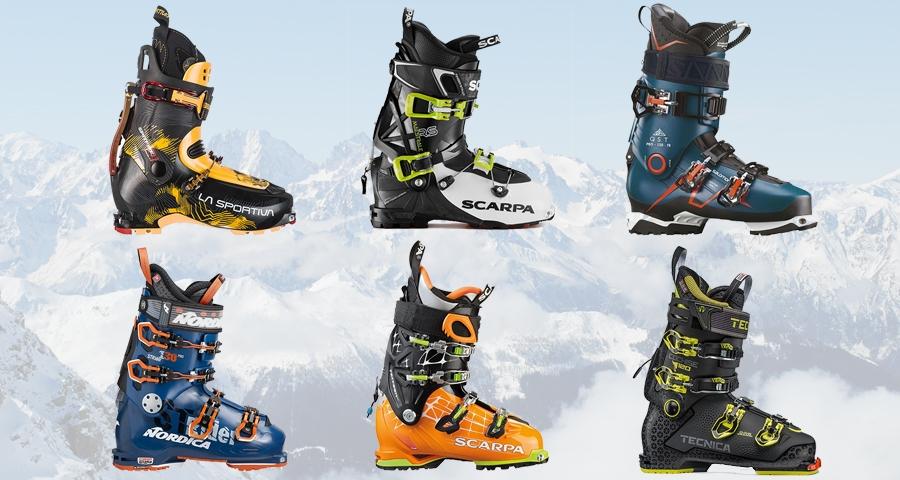 Choosing An Off Piste Or Ski Touring Boot Mountaintracks Co Uk