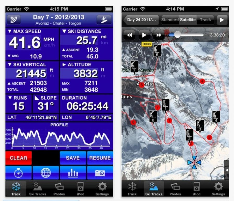Avalanche Search and Rescue Apps - mountaintracks co uk