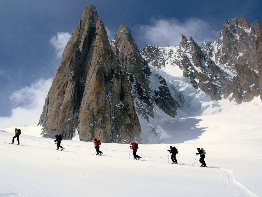 Marker Touring Crampon Ski Touring Hilfe Alpin