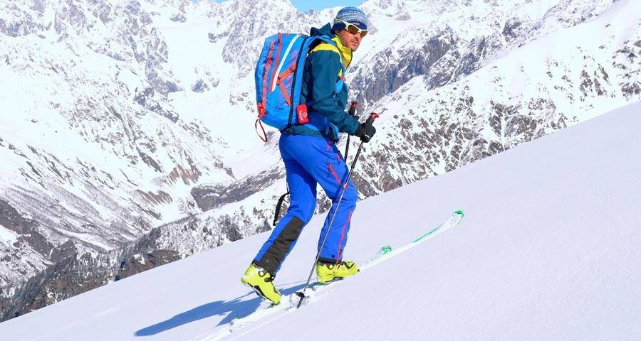 Выбираем горные лыжи для фрирайда - лыжи для скитура